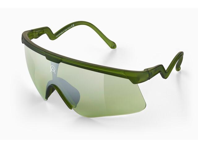 ALBA Optics Delta Bike Glasses Men green